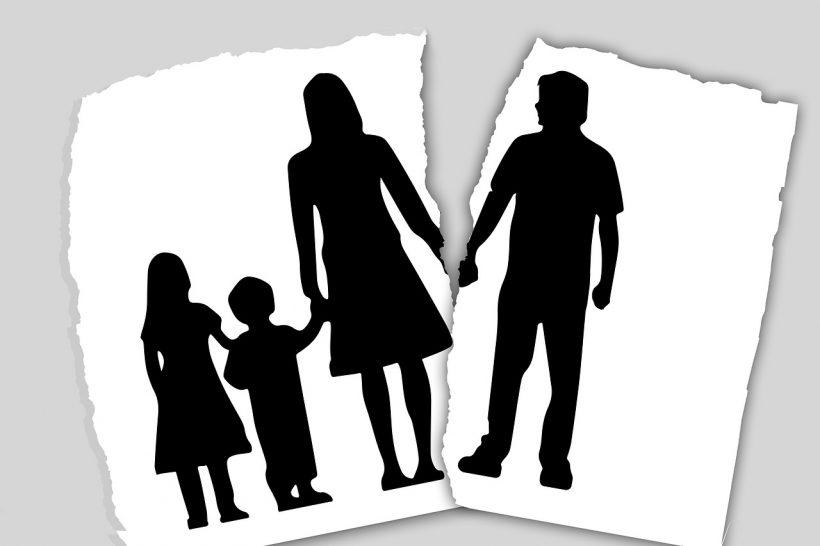 Dzieci z rozbitych rodzin